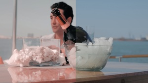 Joe Moore - Orange & Teal (Sam Kolder) VIDEO LUT
