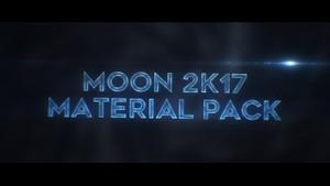 Moon 2K17 Material Pack