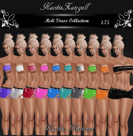 Moli Dress Collection