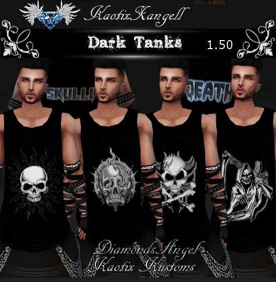Dark Tanks