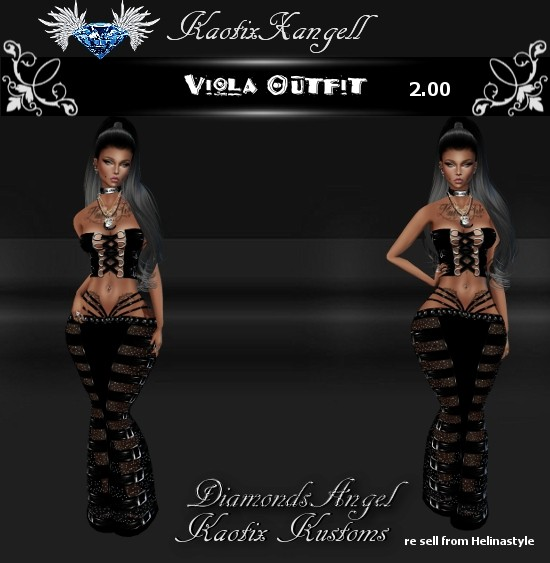 Viola Outfit