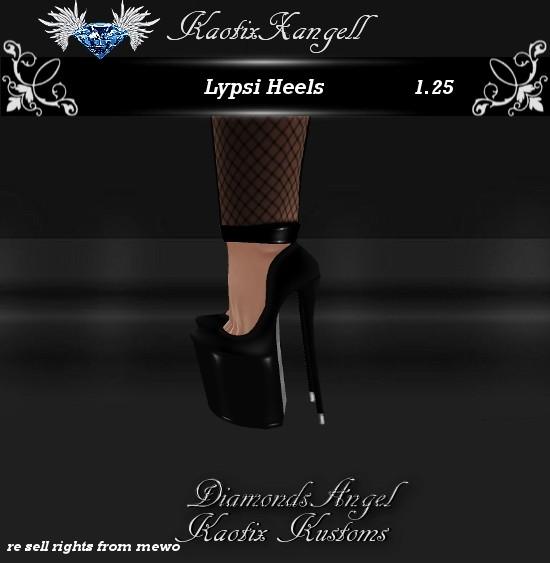 Lypsi Heels