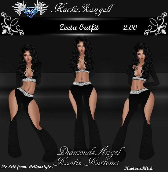 Zeeta Outfit