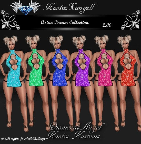 Asian Dream Collection