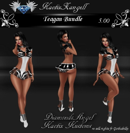Teagan Bundle