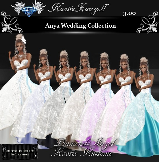 Anya Wedding Collection
