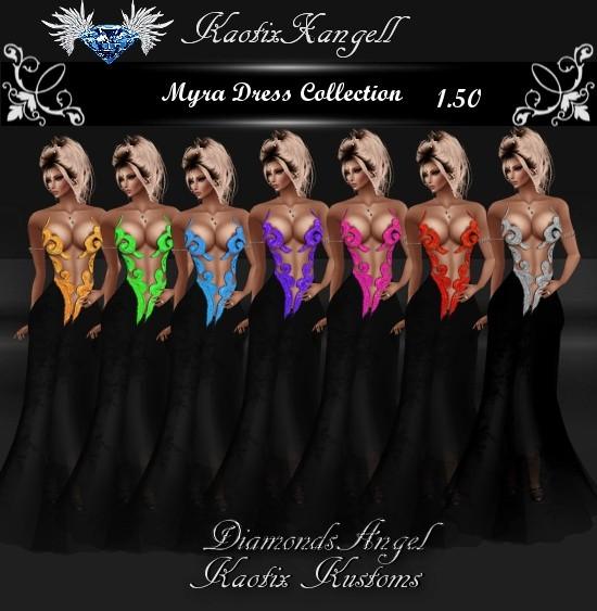 Myra Dress Collection