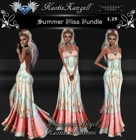 Summer Bliss Bundle