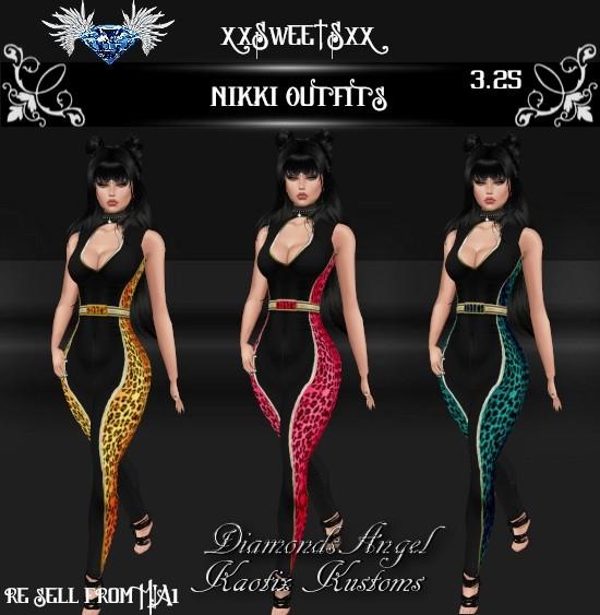 Nikki Outfits