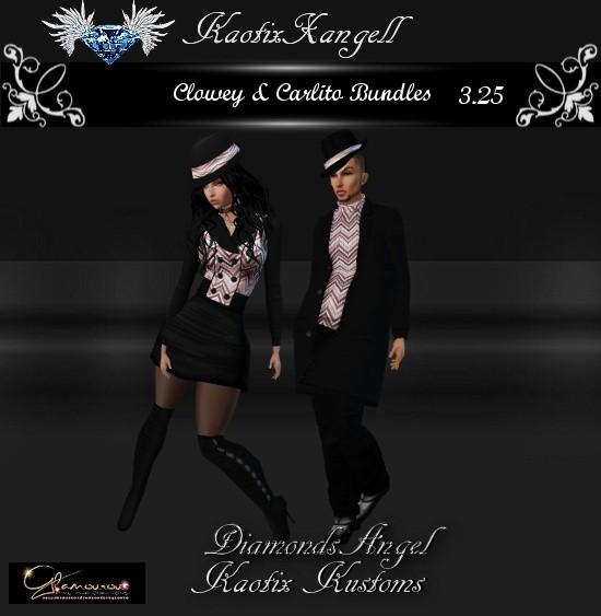 Clowey & Carlito Bundles