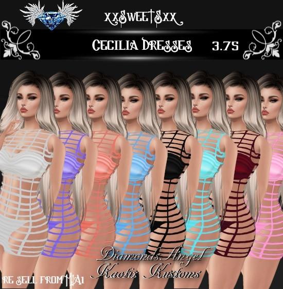 Cecilia Dresses