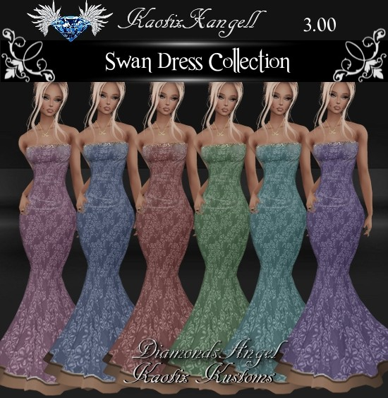Swan Gown Collection