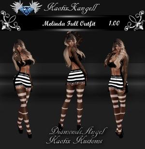 Melinda Full Outfit