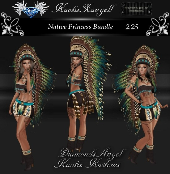 Native Princess Bundle