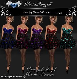 Love Joy Dress Collection