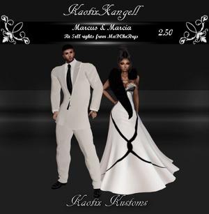 Marcus & Marcia