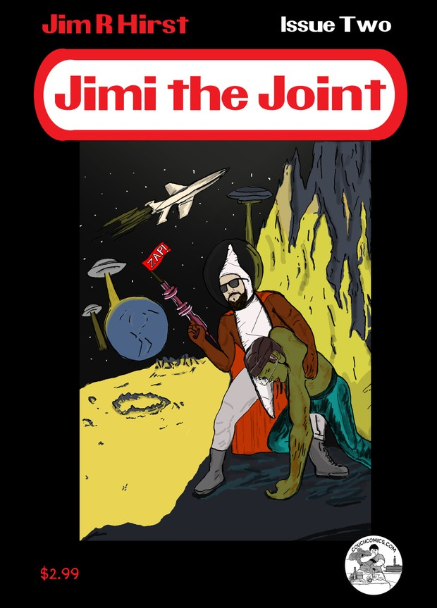 Jimi the Joint #2