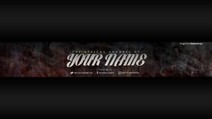 Youtube Banner | Kemical Design