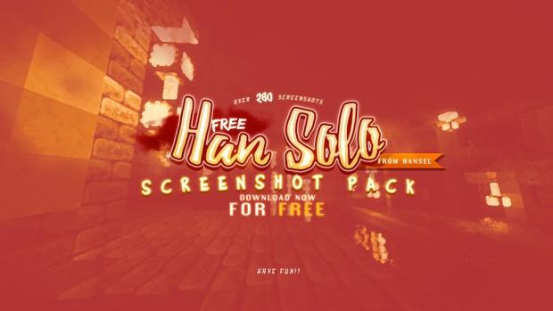 • Han Solo Screenshot Pack [+280 screenshots]