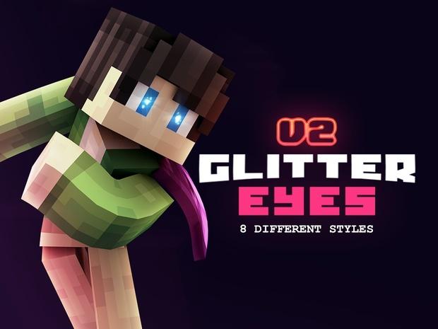 • Glitter Eyes Pack v2