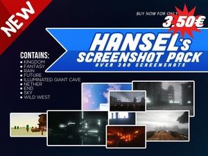 • [New] Hansel's Screenshot Pack(x380)