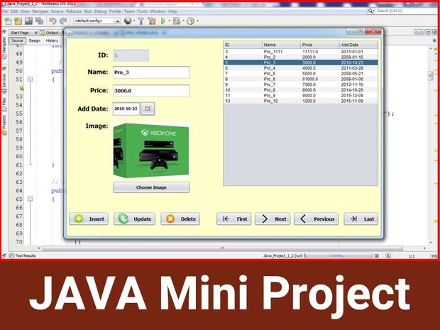 Java Project Source Code