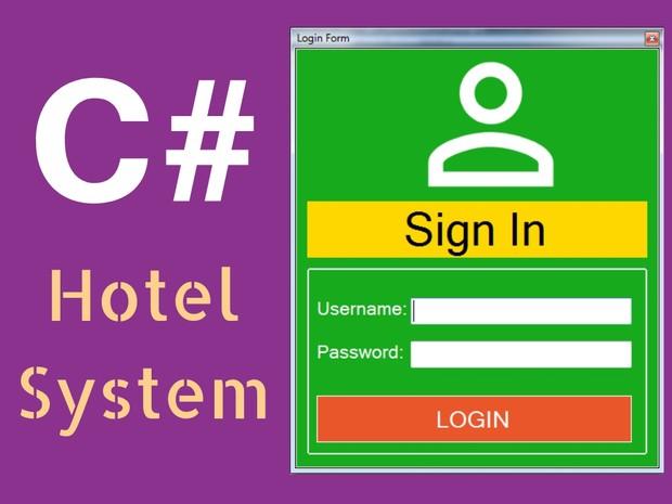 C# Hotel Management System Source Code - 1BestCsharp