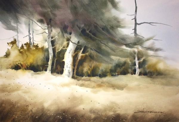 Mastering Negative Painting