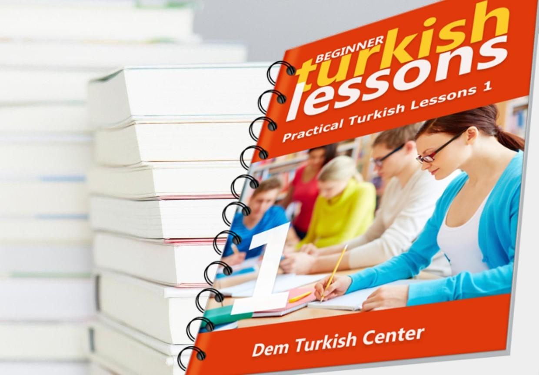 Turkish Language Books For Beginners Ebook Bundle