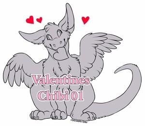 PERSONAL USE - Valentines Chibi 01