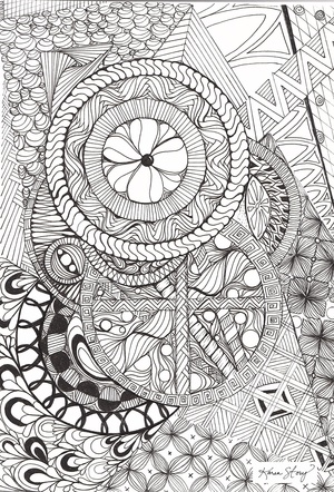 Zentangles Galore