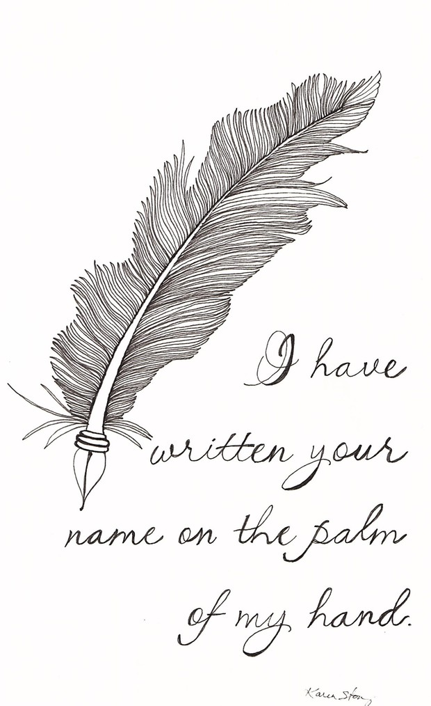 Written Your Name