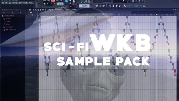 WKB SCI-FI SAMPLE PACK