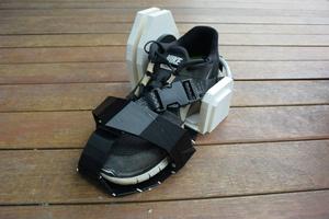 3D Printed Exoskeleton Feet - STL Files
