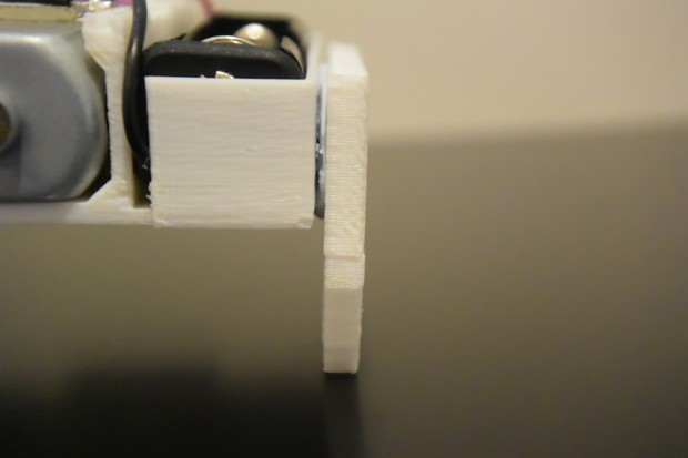 3D Printed MilliBots - STL Files
