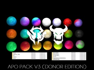APO PACK V3 (DONOR EDITION) BY DEVIIL