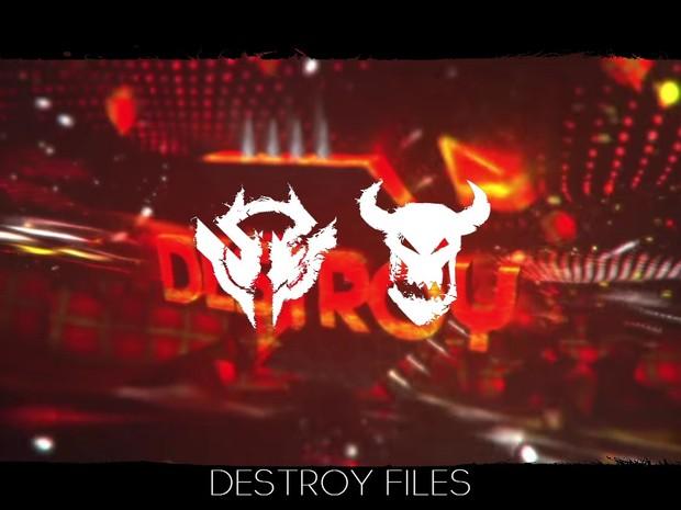 DESTROY FILES