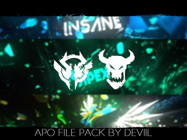 APO Project File Pack by DeviiL