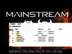 MAINSTREAM PACK BY DEVIIL