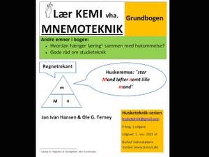 Lær kemi vha. mnemoteknik. Grundbogen.