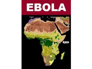 Ebola  (Dansk udgave / Danish edition)  [25$ = ca. 163 kr]