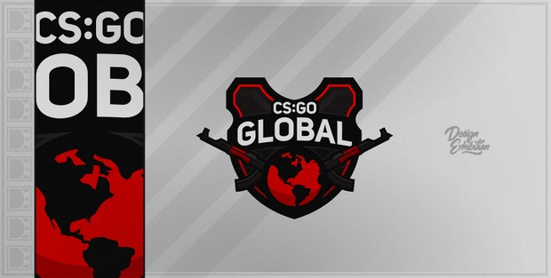 Cs:Go Global Badge Logo!