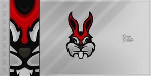 Rabbit Mascot Logo!