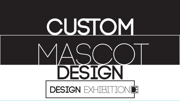 Custom Mascot Order by DesignExhibition