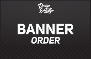 Custom Banner Order by DesignExhibition