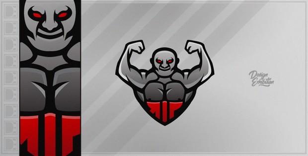 Ripped Mascot Logo!