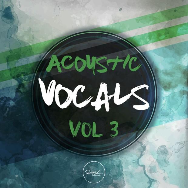 Acoustic Vocals Vol 3