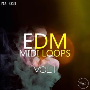 EDM MIDI LOOPS VOL 1
