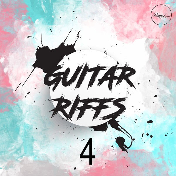 Guitar Riffs Vol 4