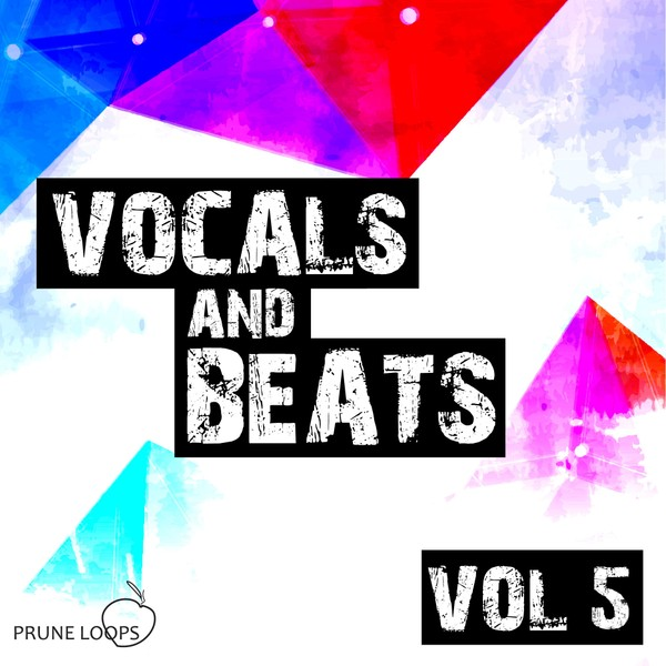 Vocals and Beats Vol 5